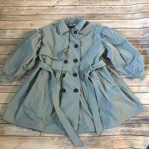 Women's Fashion Jacket One Size Puffy Sleeve